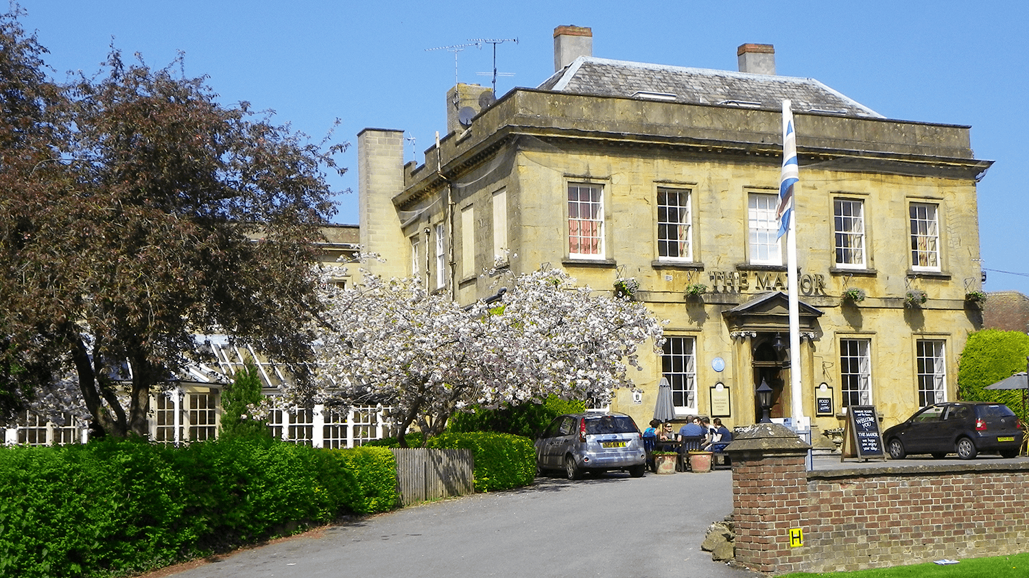 The Manor, Yeovil